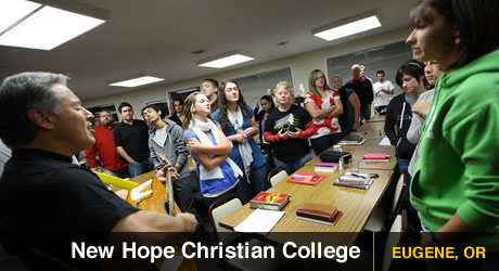 New Hope Christian College, Eugene, Or